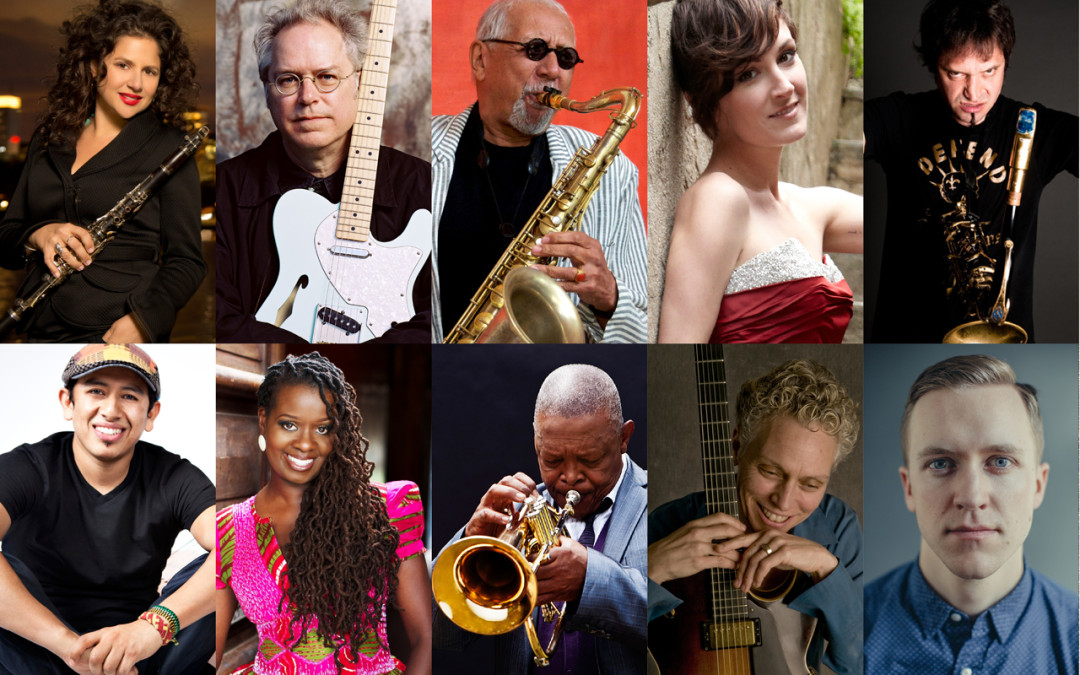 Preview: Earshot Jazz Festival 2015