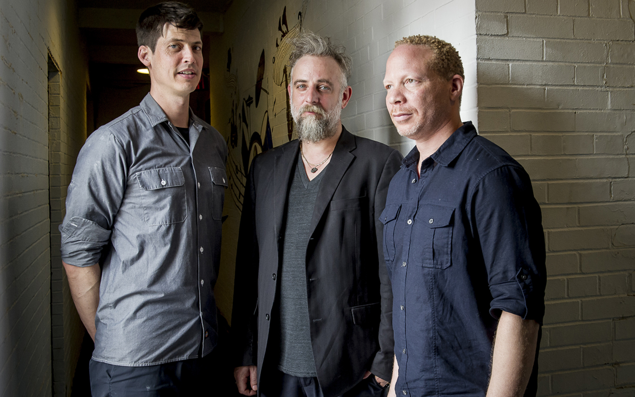 Earshot Jazz: Ches Smith, Mat Maneri, Craig Taborn
