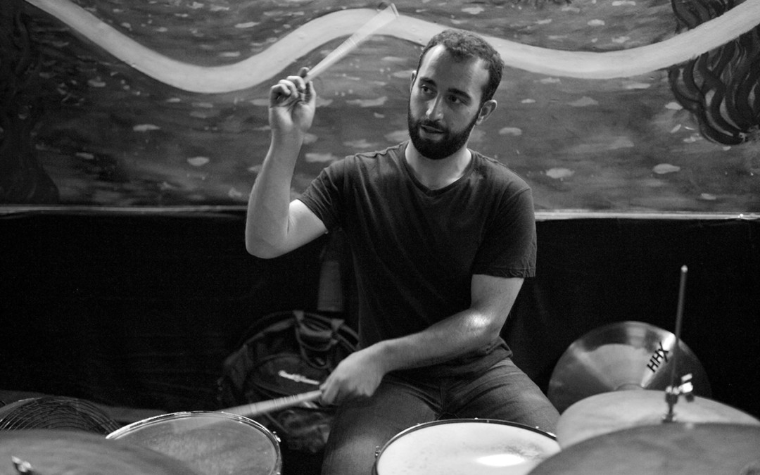 Humor: Ask a Jazz Musician with Tarik Abouzied