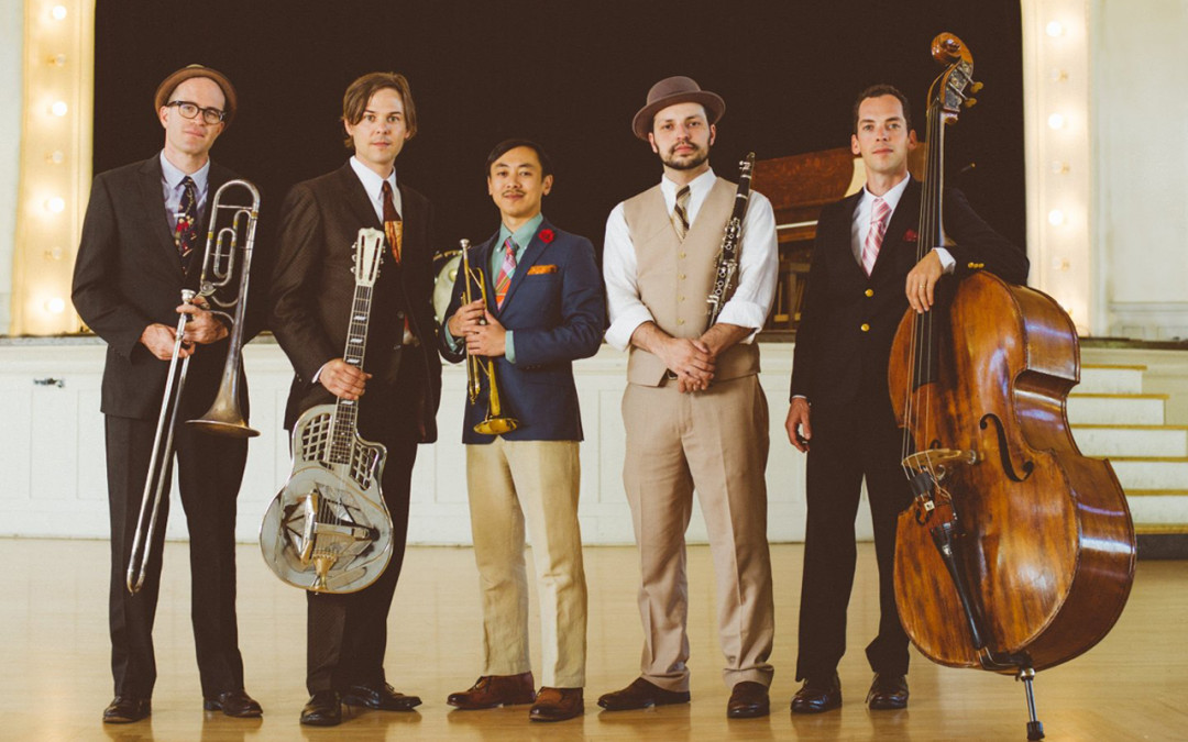 Greg Ruby & The Rhythm Runners Present Unrecorded Music by Frank D. Waldron