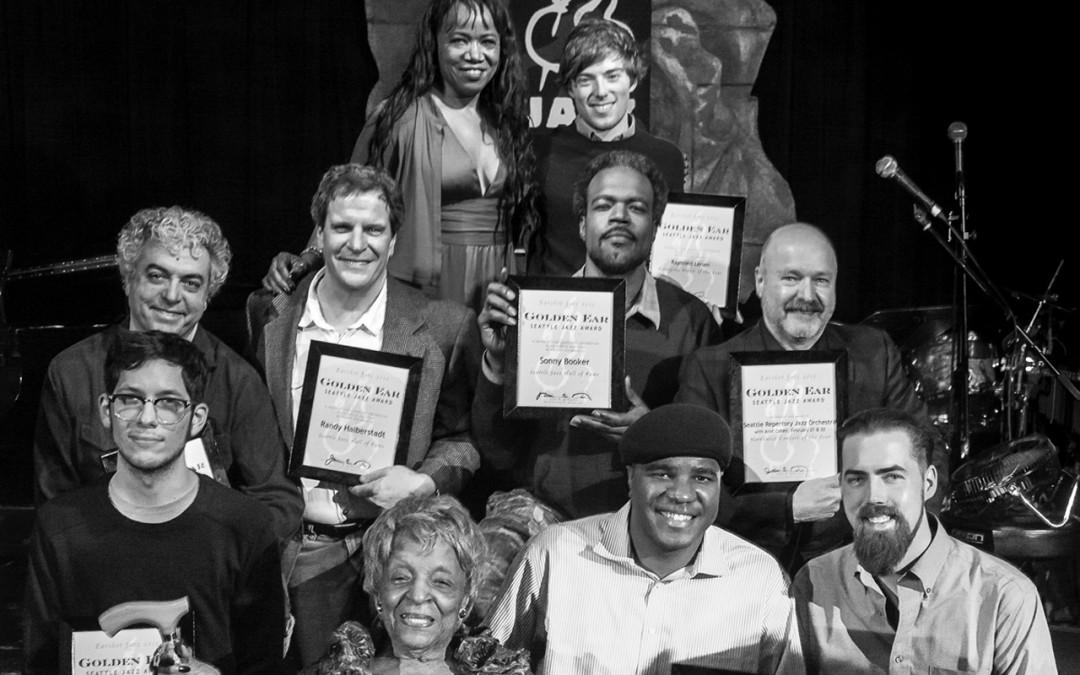 2015 Golden Ear & Seattle Jazz Hall of Fame Awards Presentation