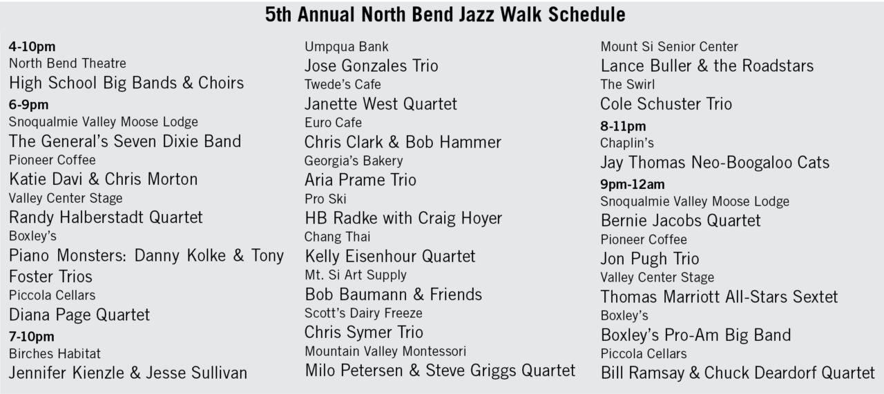 NB schedule