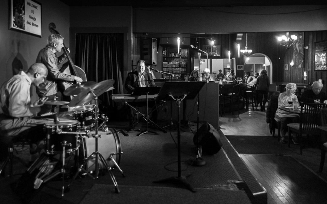 Shuga Jazz Bistro: A Spread of Music Dished Out With A Southern Welcome