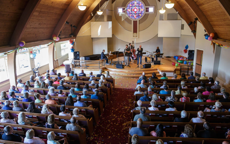 Jim Foster & Jazz LIVE at Marine View Church