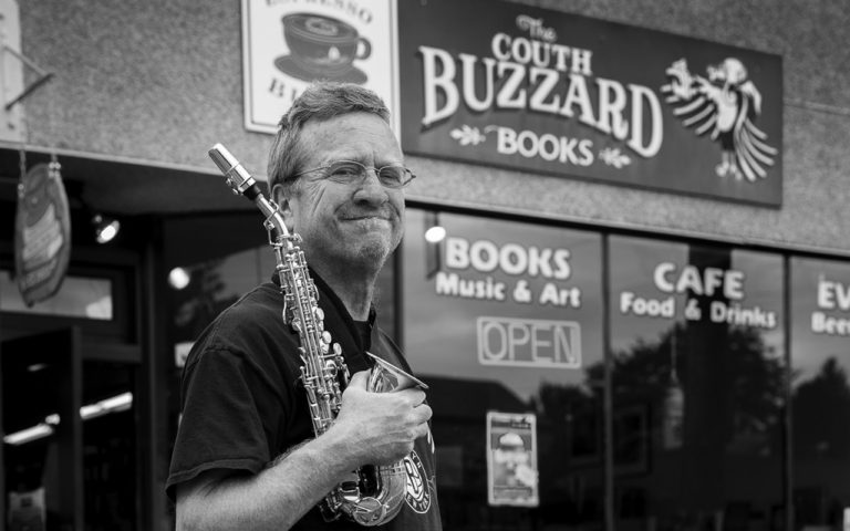 The First Annual Couth Buzzard Books Jazz Festival