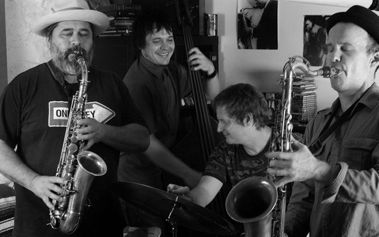 Earshot Jazz: Endangered Blood