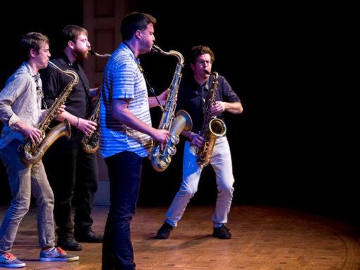 Earshot Jazz Presents: Battle Trance
