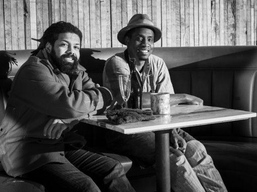 Black & Tan Hall: A New Tune Plays in Hillman City