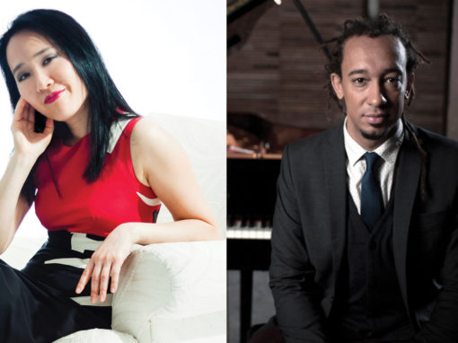 Earshot Jazz Wraps Up Spring Series with Two Celebrated Pianists