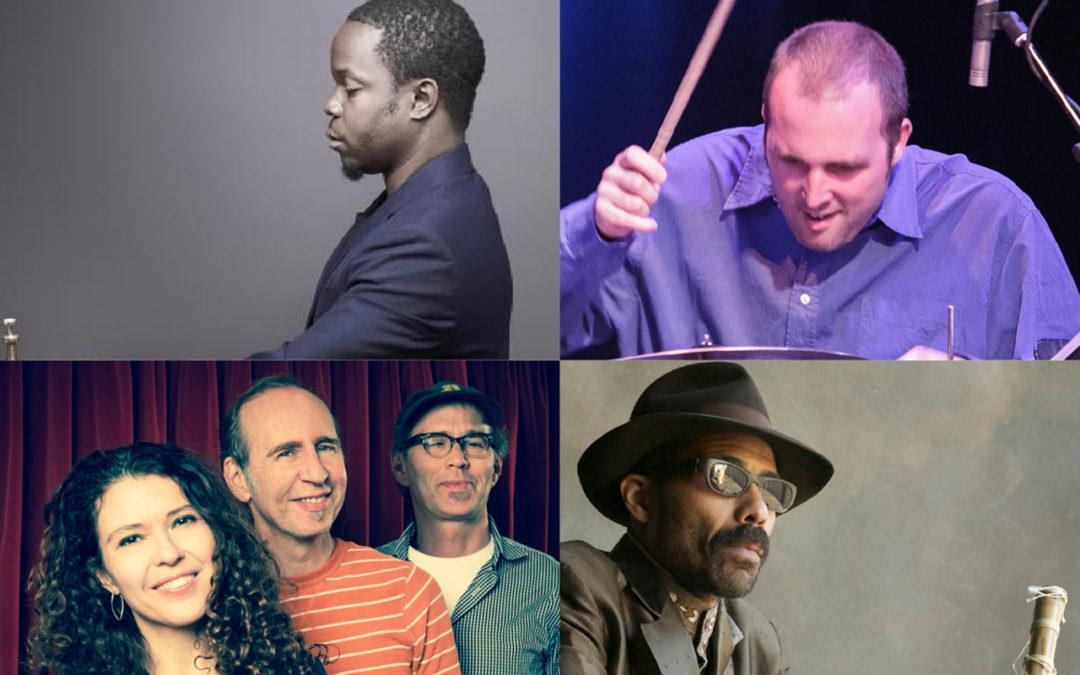 Earshot Jazz June Concerts