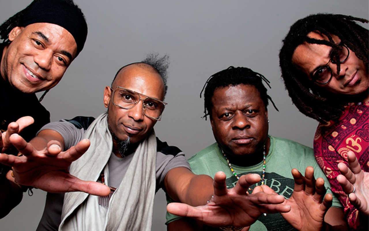 Omar Sosa Quarteto AfroCubana perform at the 2017 Earshot Jazz Festival