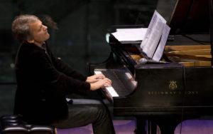 Brad Mehldau performs at the 2017 Earshot Jazz Festival
