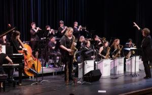 SWOJO performs at the 2017 Earshot Jazz Festival