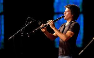 Ivan Arteaga performs at the 2017 Earshot Jazz Festival