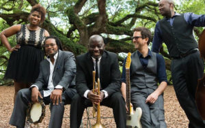 Ranky Tanky performs at the 2017 Earshot Jazz Festival