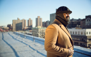 Gregory Porter performs at the 2017 Earshot Jazz Festival