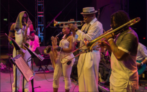 Black Rock Coalition performs at the 2017 Earshot Jazz Festival