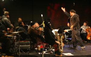 Burnt Sugar Arkestra performs at the 2017 earshot jazz Festival