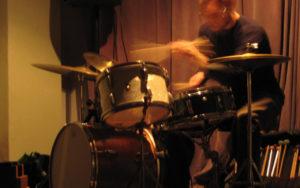 Paul Kikuchi performs at the 2017 Earshot Jazz Festival