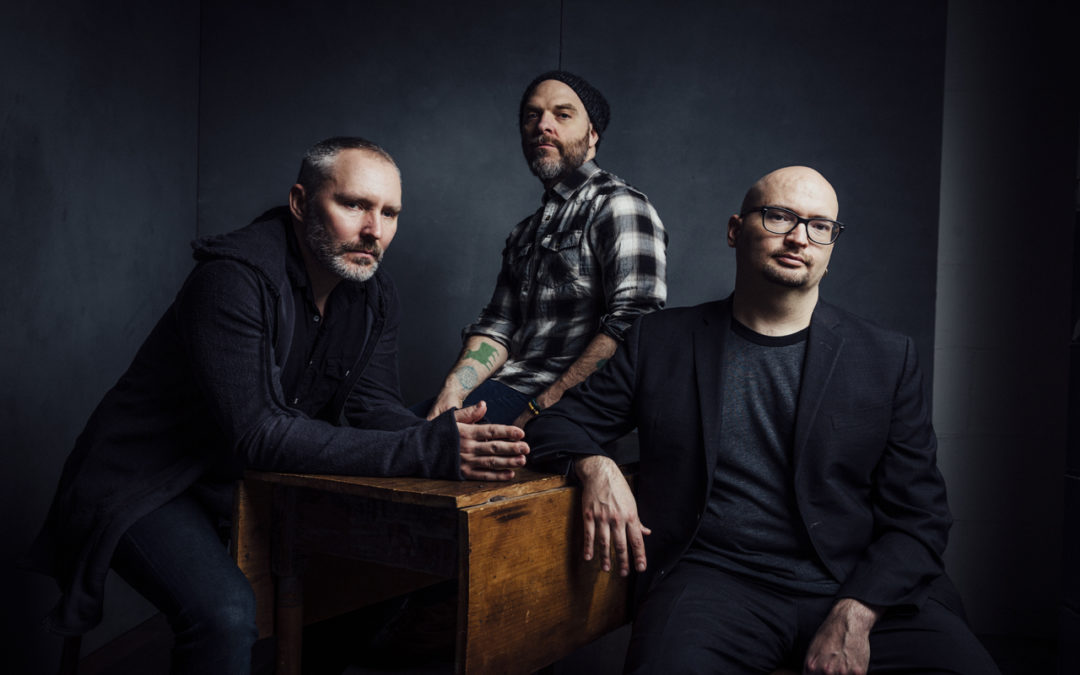 The Bad Plus performs at the 2017 Earshot Jazz Festival