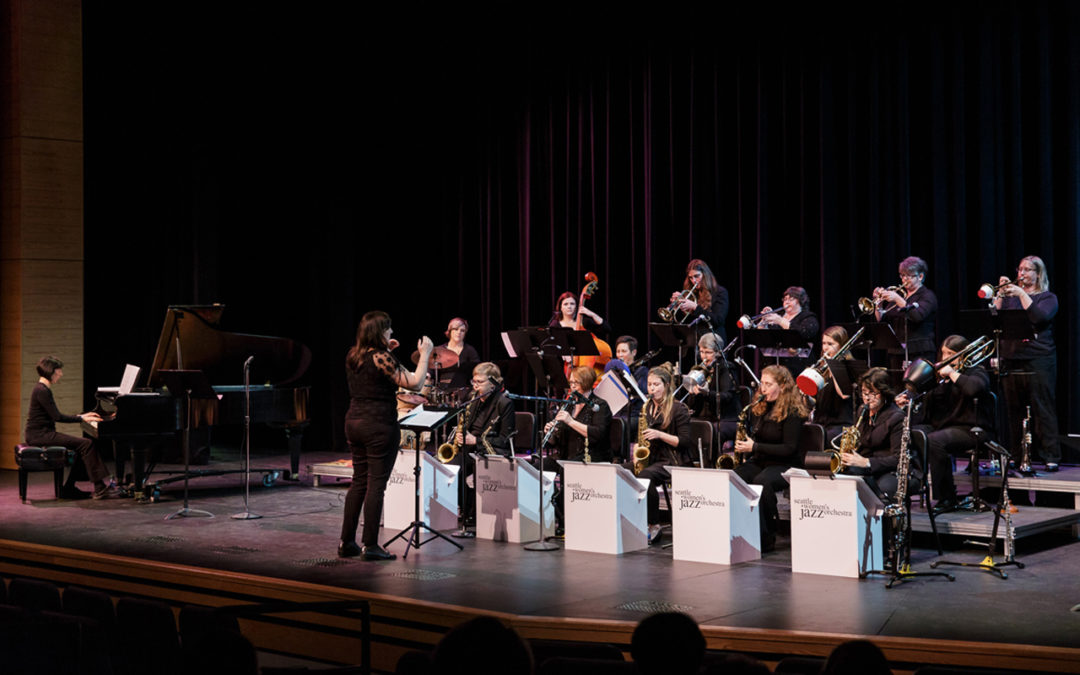 Seattle Women's Jazz Orchestra w/ Sheryl Bailey