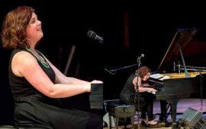 Earshot Jazz Festival Resident Artist Dawn Clement performs at the 2017 Earshot Jazz Festival