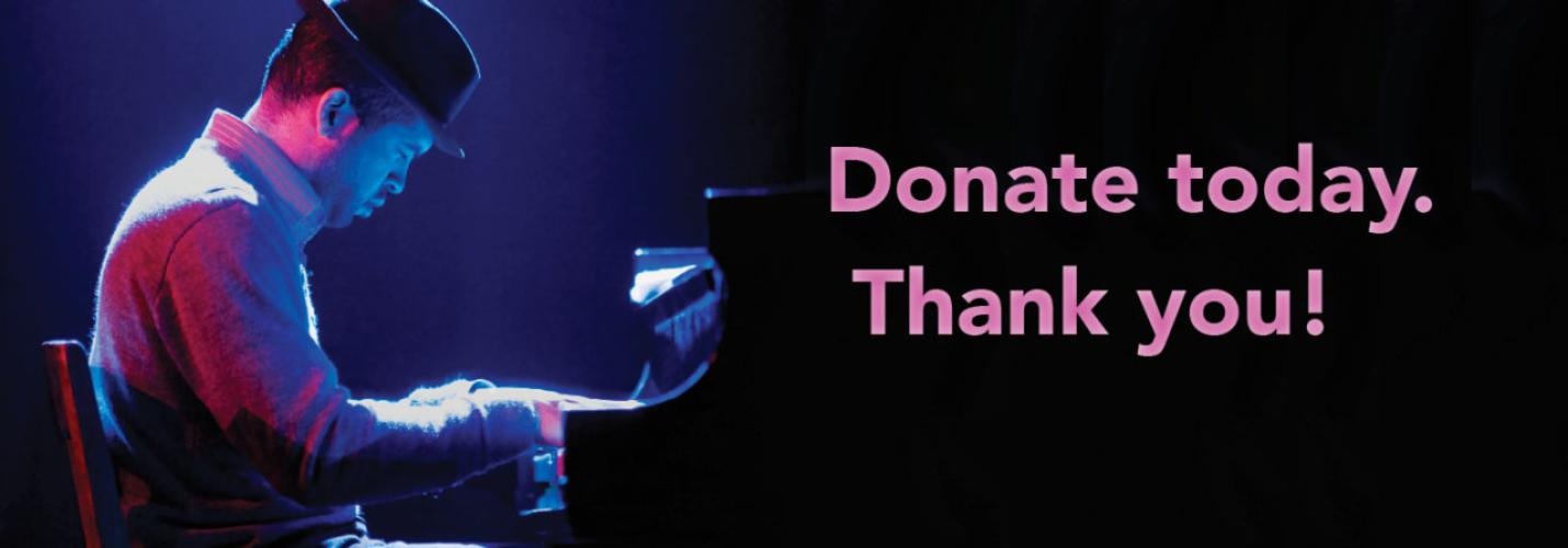Donate to Earshot Jazz