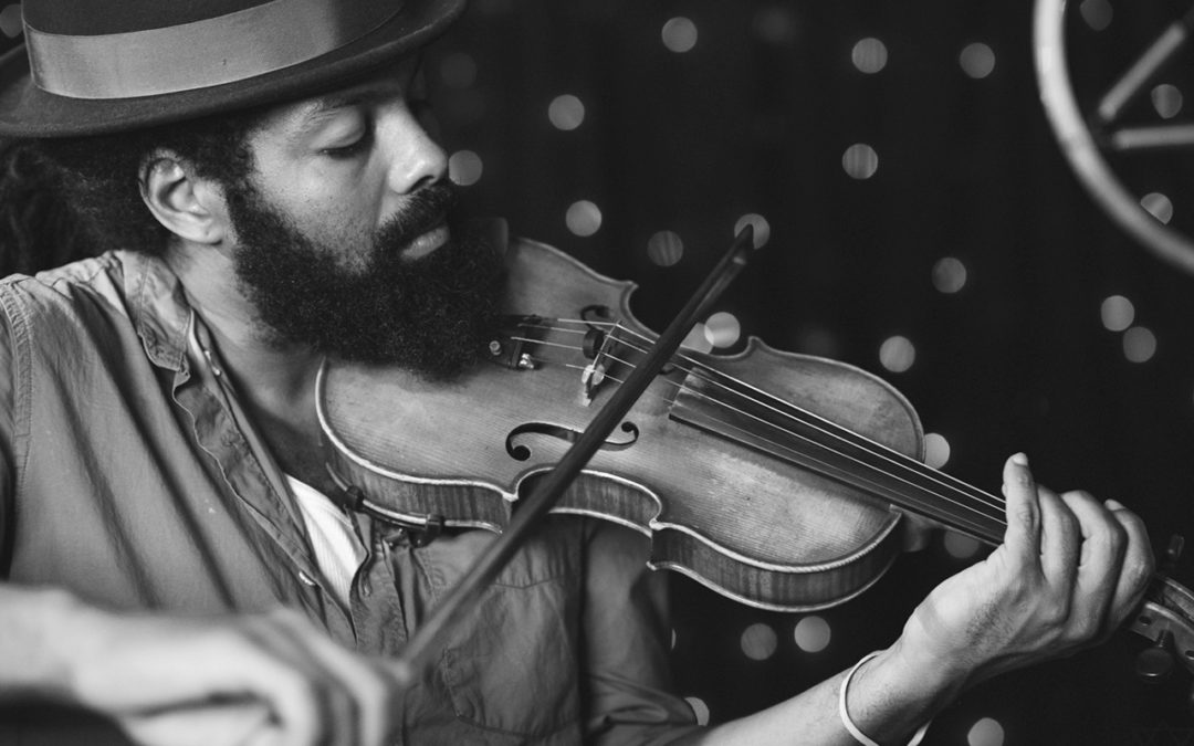 """Reflection, and a Deep Breath"":  Rev. Sekou / Ben Hunter & Joe Seamons"