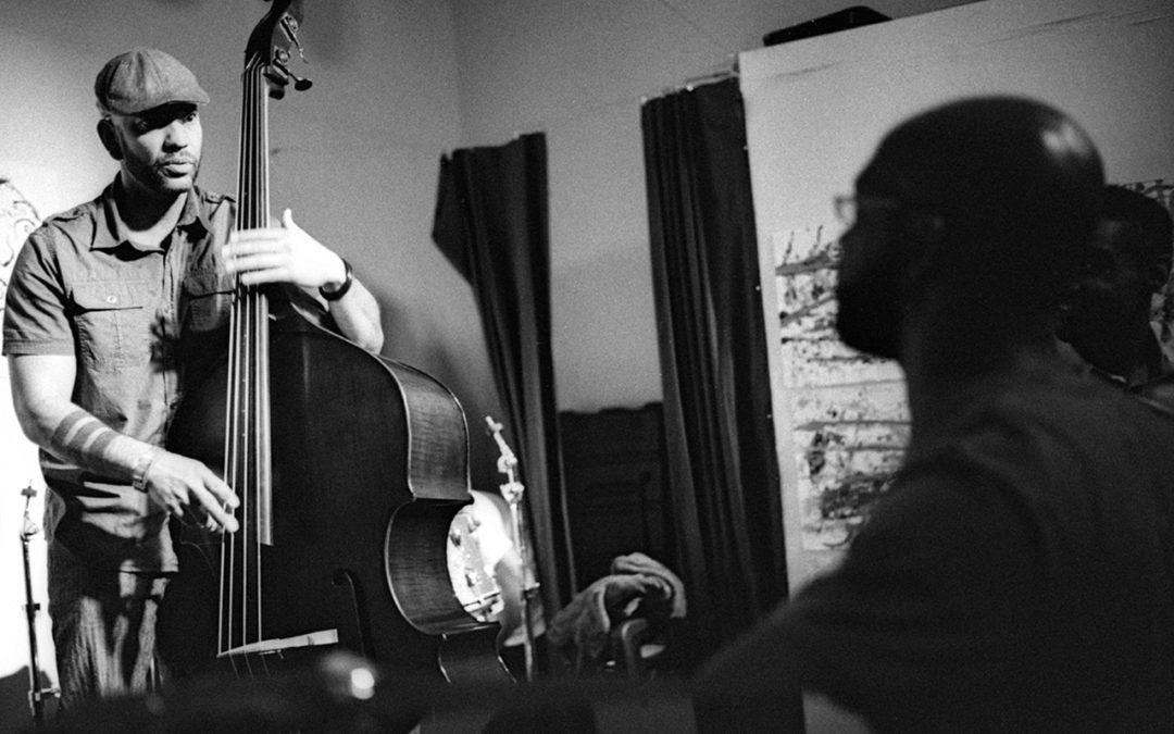Eric Revis Quartet ft. Kris Davis, Chad Taylor, & Ken Vandermark