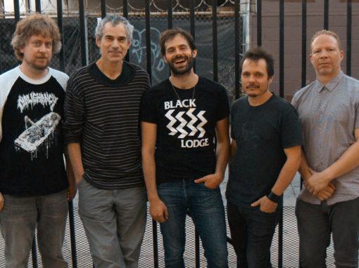 Dan Weiss Starebaby: Metal Jazz