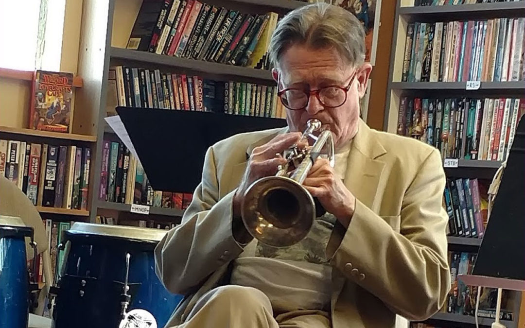 The Third Annual Couth Buzzard Books Community Jazz Festival