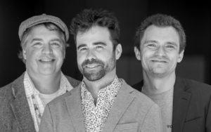 Jeff Busch, Alex Chadsey, Farko Dosumov by Daniel Sheehan