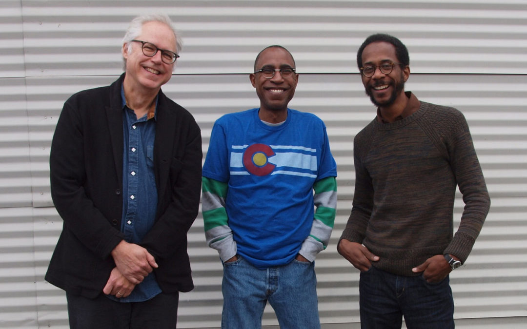Circuit Rider: Ron Miles, Bill Frisell, Brian Blade / These Hills of Glory String Quartet featuring Beth Fleenor