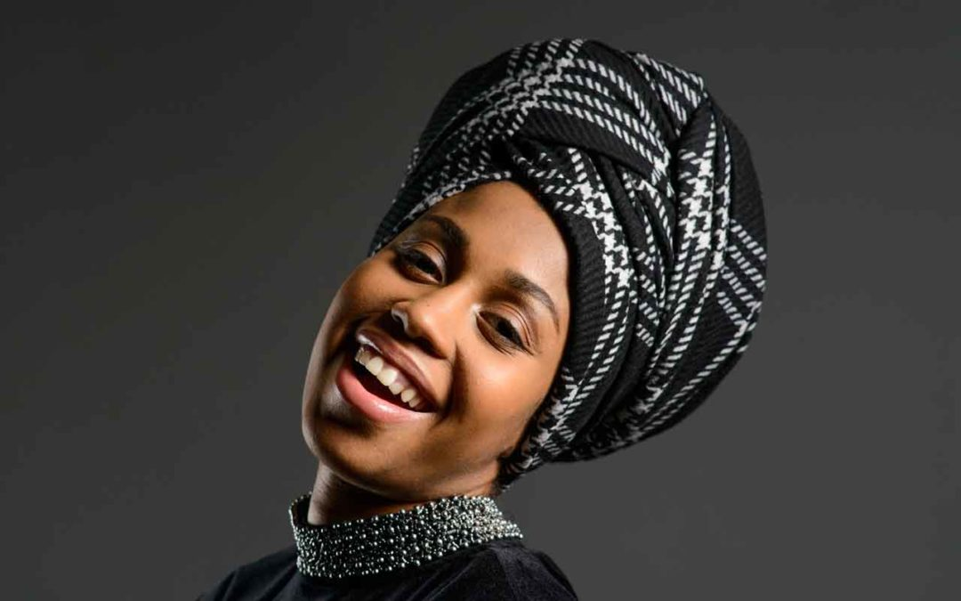 Jazzmeia Horn- SOLD OUT