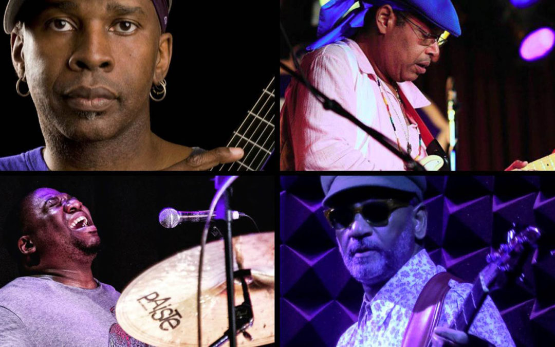 Vernon Reid Band of Gypsys Revisited (Late Show)
