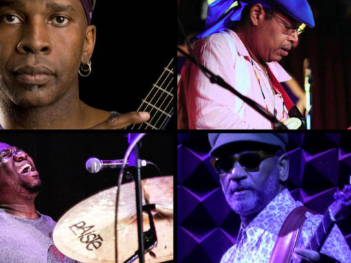 Vernon Reid Band of Gypsys Revisted
