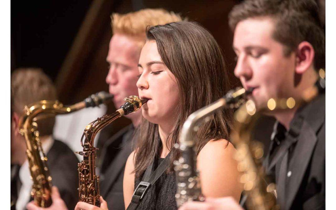 Garfield High School Jazz Band (2018)