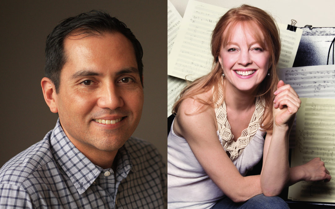 Earshot Jazz: A Conversation with Maria Schneider and Nate Chinen