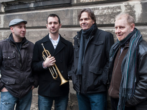 Chad McCullough & Bram Weijters Quartet
