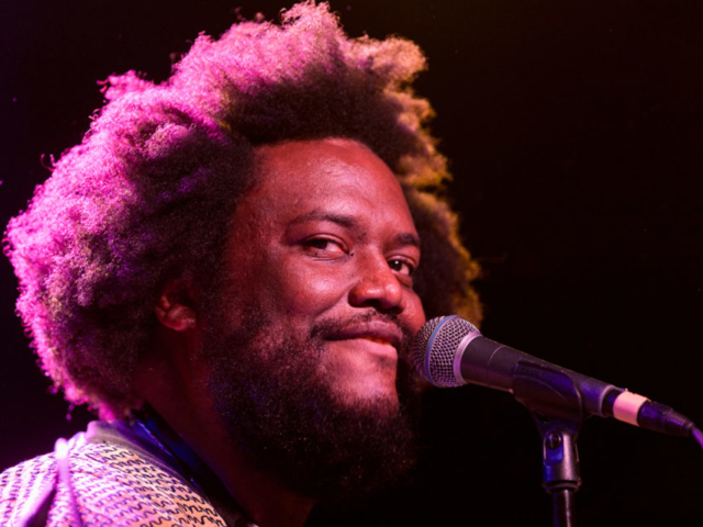 Kamasi Washington photo by Daniel Sheehan.