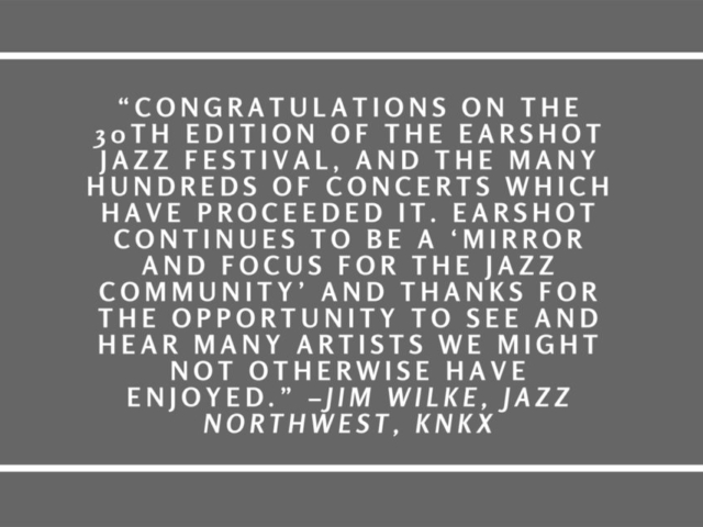 Quote from Jim Wilke.