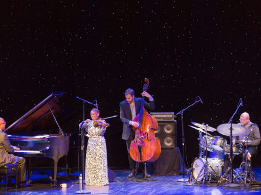 Celebrating the 30th Annual Earshot Jazz Festival