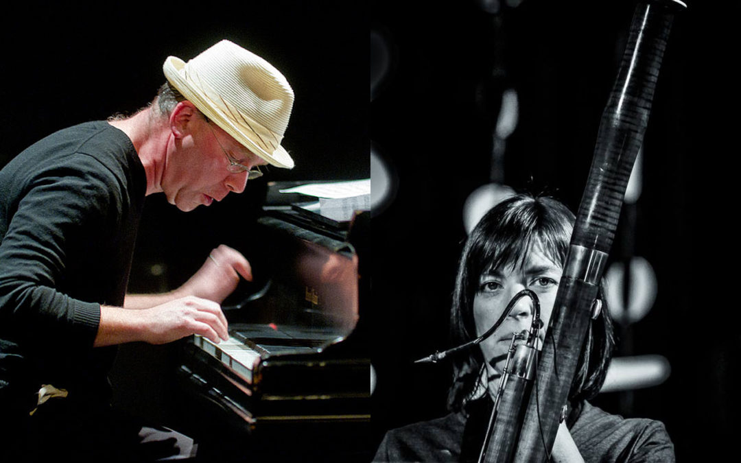 WHSS Duo: Wayne Horvitz and Sara Schoenbeck
