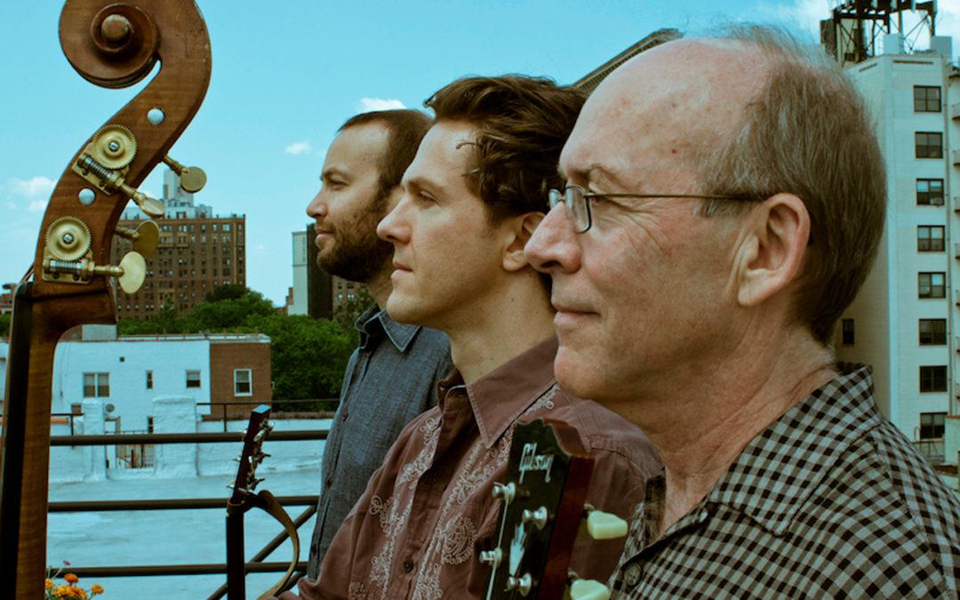 Stephan Crump: Rosetta Trio