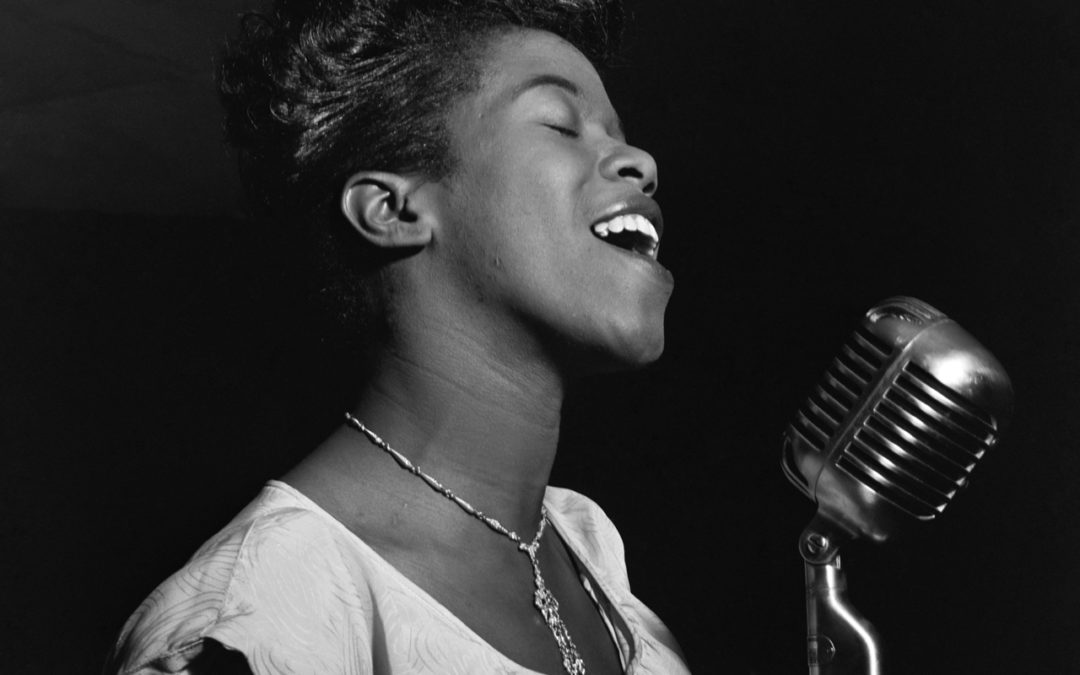 Queen of Bebop: The Musical Lives of Sarah Vaughan Book Reading by Elaine Hayes