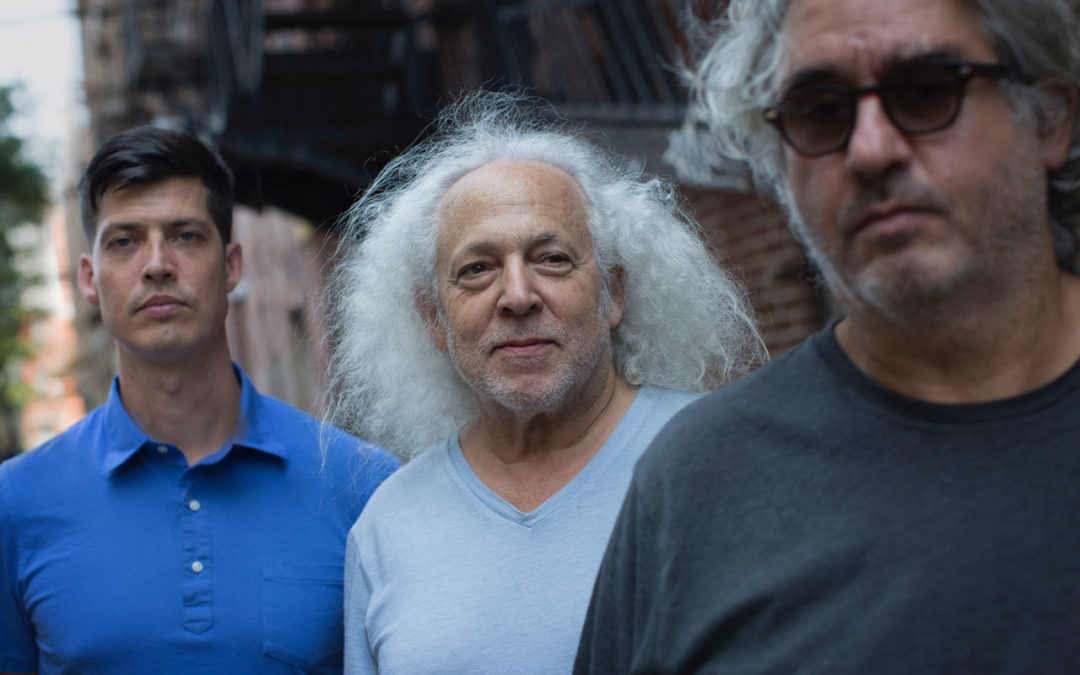 David Torn, Tim Berne, Ches Smith: Sun of Goldfinger