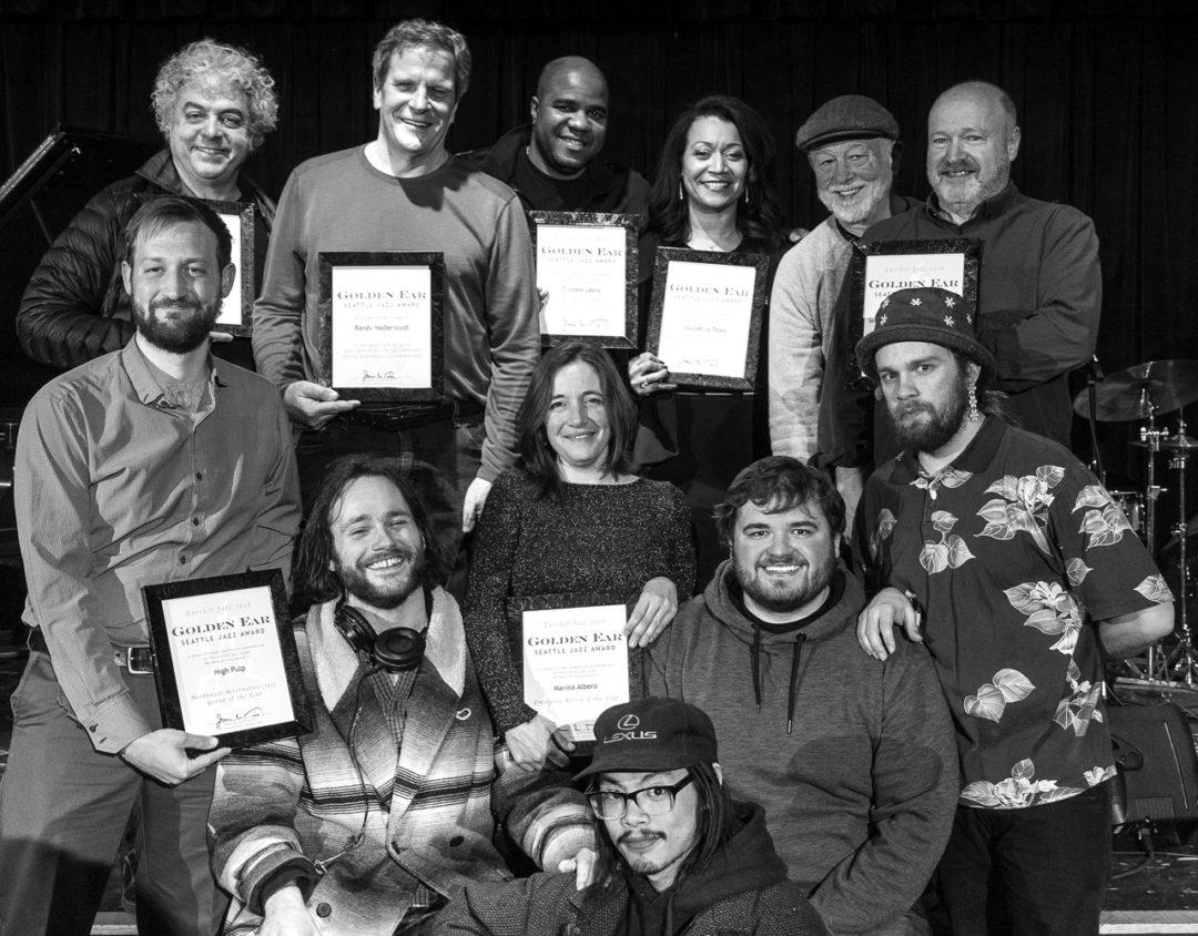 2018 Golden Ear Recipients