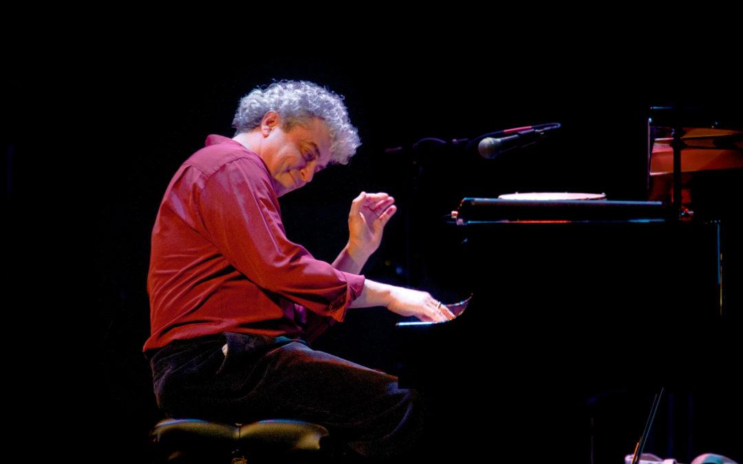 Jovino Santos Neto playing the piano