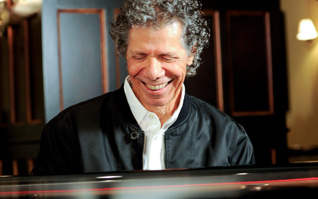 Chick Corea Rhapsody in Blue with the Seattle Symphony Orchestra
