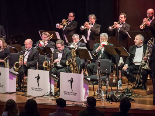 "Seattle Repertory Jazz Orchestra: ""Jazz of the Harlem Renaissance"""